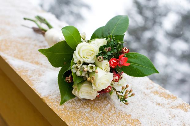 Die schönsten Blumen für den Winter-Strauß