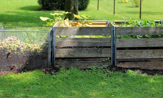 Einen Komposter anlegen – Tipps nach 4 Jahren Erfahrung