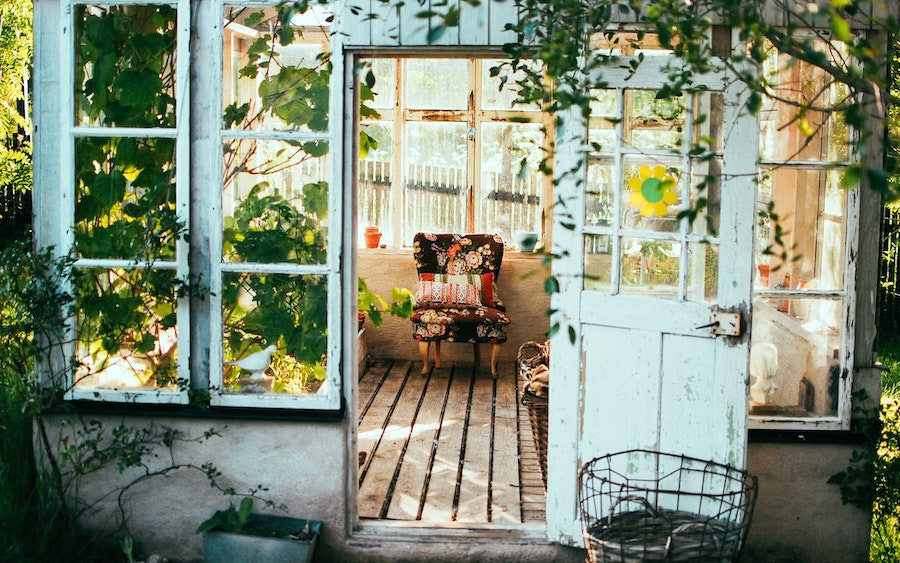 Den Garten für gemütliche Stunden aufrüsten