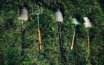 Der guten Ordnung halber – wohin mit den praktischen Dingen des Gartens?