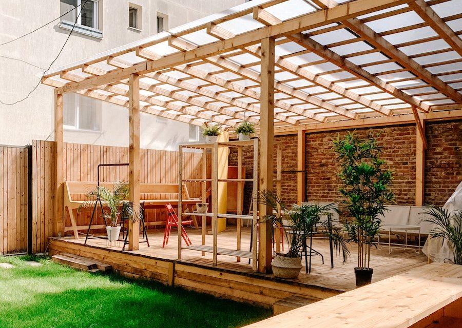 Terrassengestaltung aus Holz – welche Möglichkeiten gibt es?
